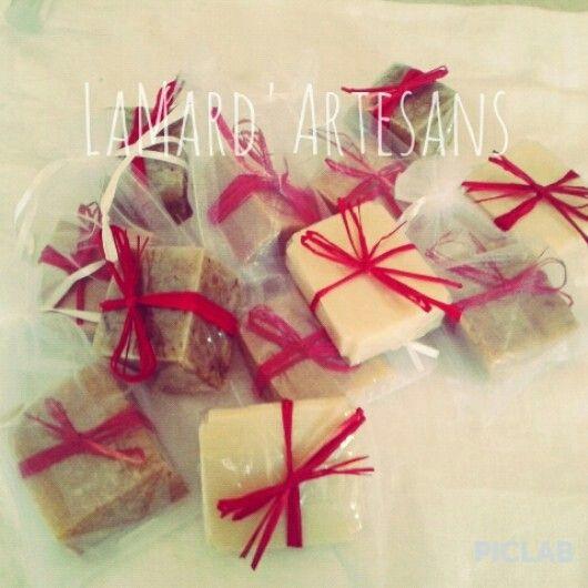 Sabons artesans / Jabones artesanos