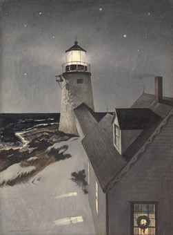 Andrew Wyeth (1917-2009)  Snowy Morning  signed 'Andrew Wyeth' (lower left)  tempera on panel  21¾ x 16 in. (53.3 x40.6 cm.)  Painted circa ...