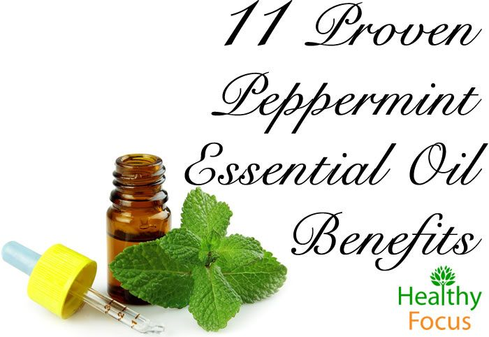 Peppermint Essential Oil Benefits include: Anti-inflammatory, Digestion, Hair Care, Dental Care, Skin Care, Stress Relief, Immune Support, and Treats UTI.