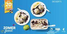 Recept voor zelfgemaakt bananenijs met pure chocolade en pindakaas. #lidl #bananenijs #pindakaas #zelfgemaakt #ijs