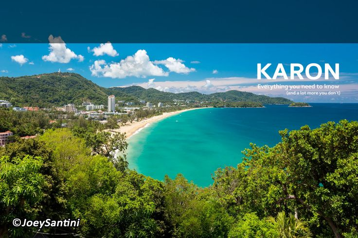 Karon features the third longest beach on Phuket Island. Located on the west coast, between Patong to the north and Kata (with which it shares a common municipality) to the south, Karon Beach is the second favourite holiday destination in Phuket. The beach itself has excellent snorkelling