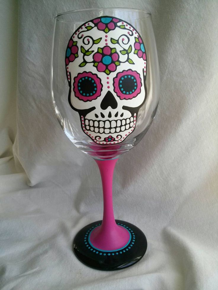 hand painted wine glasses personalized 60 best