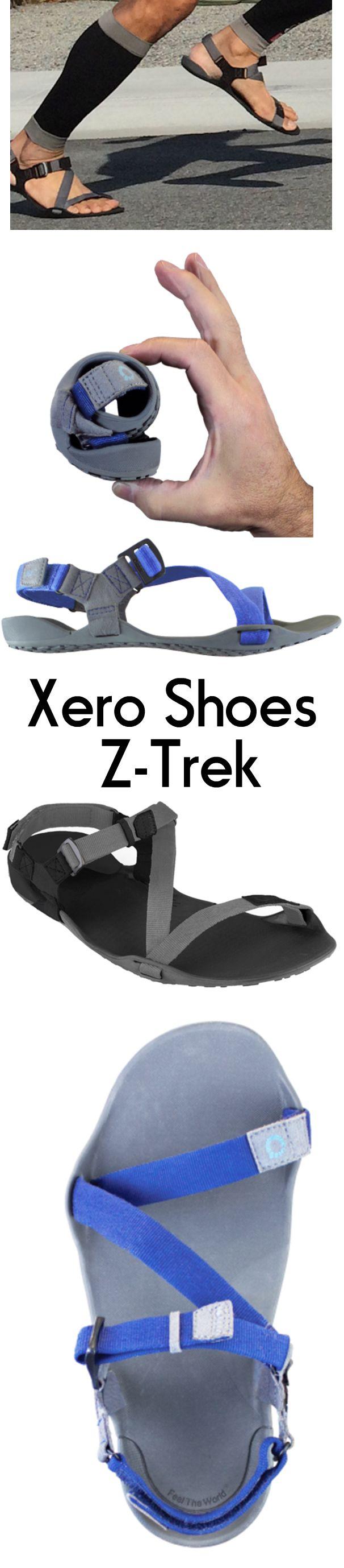 Barefoot Running Sandals - Amuri Z-Trek by Xero Shoes
