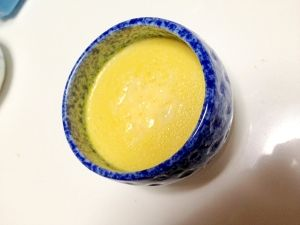 「かぼちゃプリン☆離乳食」少ない材料でかぼちゃを美味しく☆【楽天レシピ】