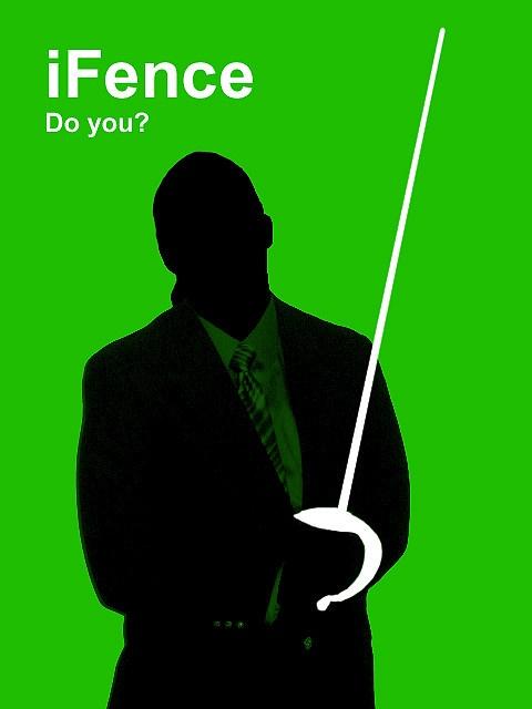 Poster #fencing #sport