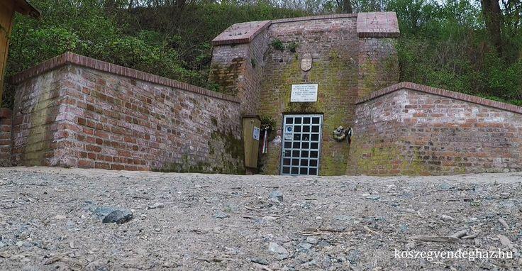 Itt őrizték a Szent Koronát Kőszegen. #kőszeg #bunker #korona #látnivaló #kirándulás