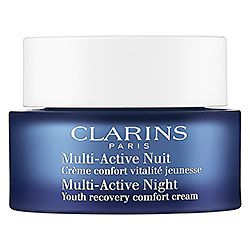 Clarins - Multi-Active Night Youth Recovery Comfort Cream for Normal to Dry Skin