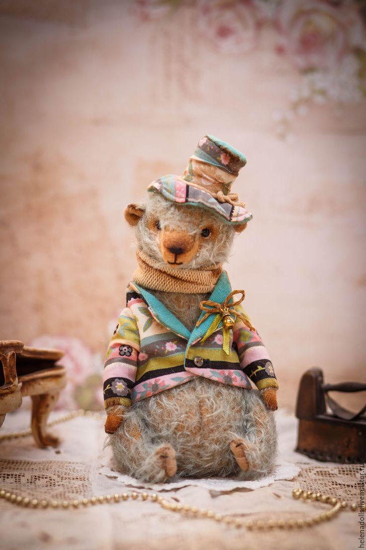"""Купить Sandro из серии """"Amore mio"""". - морская волна, мишка тедди, мишка тедди купить"""