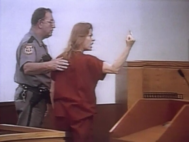 Aileen wuornos the first female serial