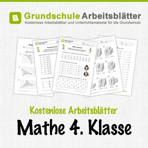 1140 best Arbeitsmaterialien Grundschule images on Pinterest ...
