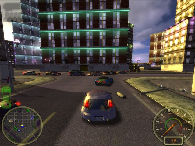 Get behind the wheel of your car and become a world-class drag racing hero. Guide and navigate your suped-up ride through the mean streets and dirty avenues of an unknown metropolis.You own this town! It is yours to do as you please. Drive leisurely or wreck as much havoc as possible.  - See more at: http://freegamemoviesanime.blogspot.com/2014/06/city-racing.html#sthash.ScUCnXI6.dpuf