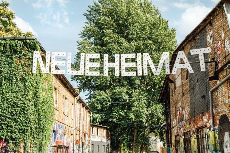 Neue Heimat RAW-Gelände | Schriftzüge Berlin, Stilnomaden