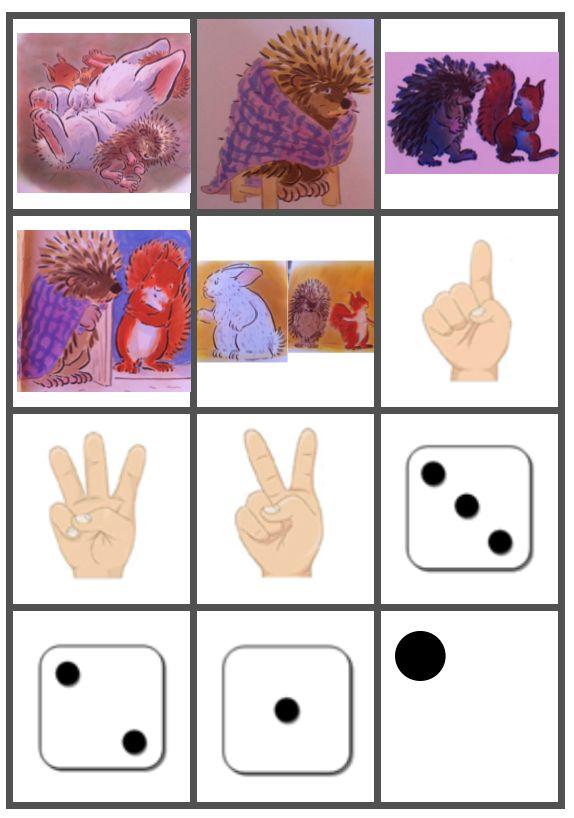 La construction des 3 premiers nombres - idecole