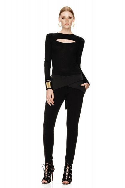 #pnkcasual #sale #fashion #cool #blackblouse www.pnkcasual.com