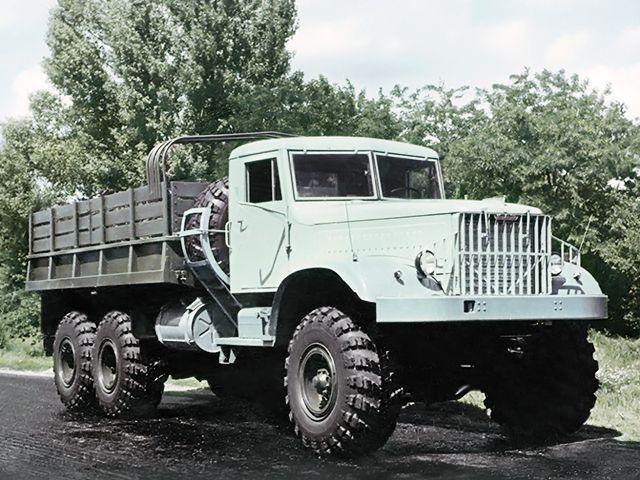 Kraz  255 of Ukraine