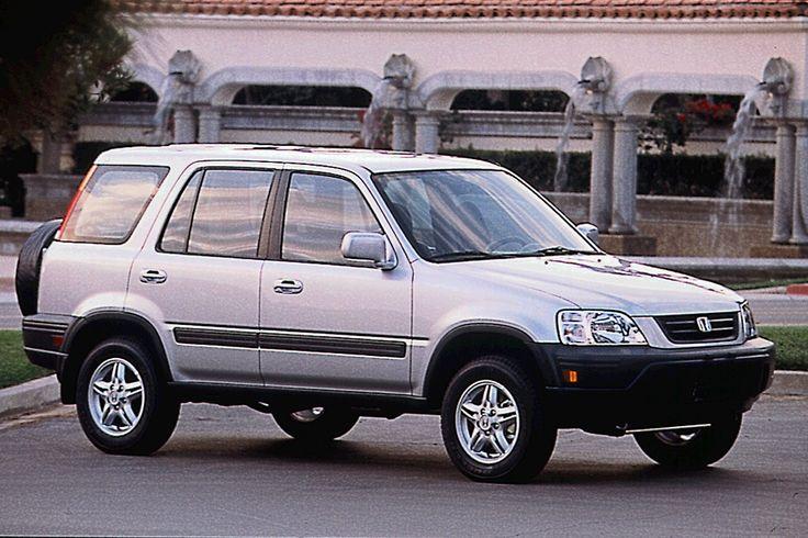 1997-01 Honda CR-V