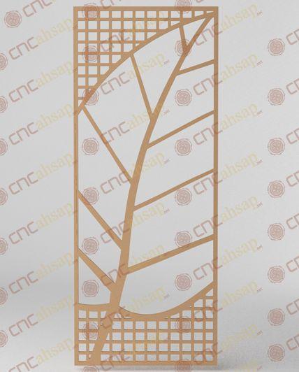 Cnc Kesim MDF Seperatör -  Cnc Cutting Wooden Mdf Screen  www.cncahsap.net
