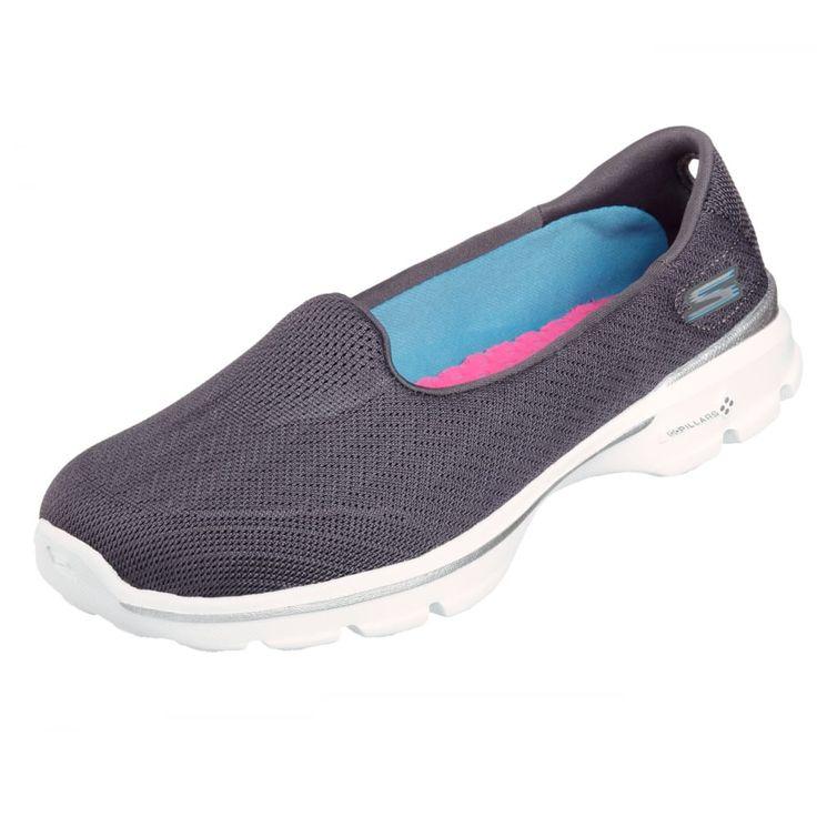 Skechers Go Walk 3 Insight Ladies Shoe - Ladies Footwear from Country House Outdoor UK