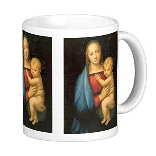 ラファエロ・サンティ『 大公の聖母 』のマグカップ:フォトマグ(世界の名画シリーズ) 熱帯スタジオ http://www.amazon.co.jp/dp/B01CAOG0JI/ref=cm_sw_r_pi_dp_v345wb15Z009K