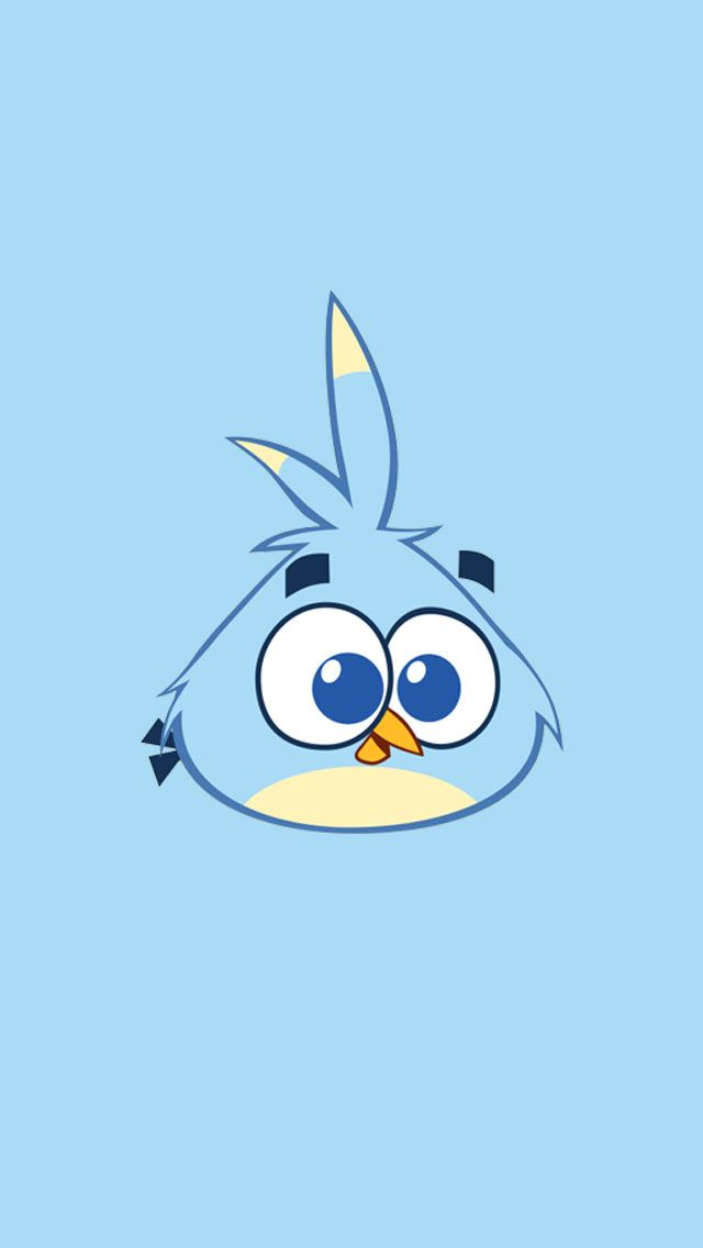 Luca - iPhone Angry Birds Stella wallpapers @mobile9