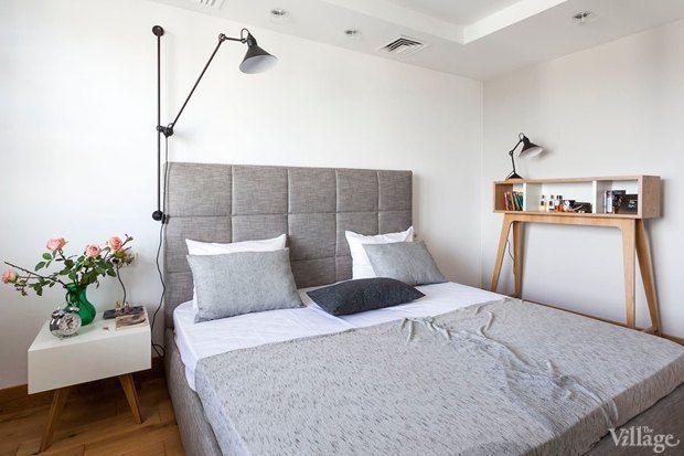 Как изголовье кровати может изменить внешний вид спальни. Изображение №7.