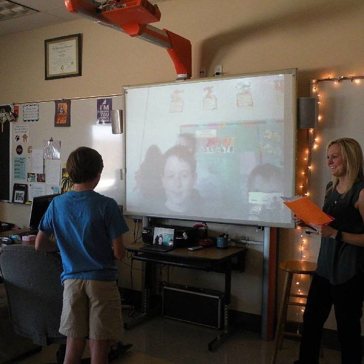 #mysteryskype with my classroom in TN connecting all the way to CANADA! We ended up being featured in our local news paper! Read more about it in my blog! Link in BIO! #teachingmoment #teachersofinstagram