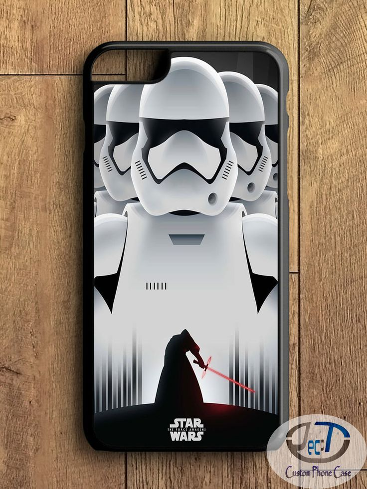 New Star Wars The Force Awakens Case iPhone, iPad, Samsung Galaxy & HTC Cases