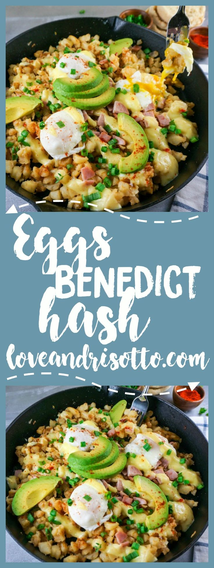 SO delicious and packed full of flavor, this hash is an amazing breakfast treat!