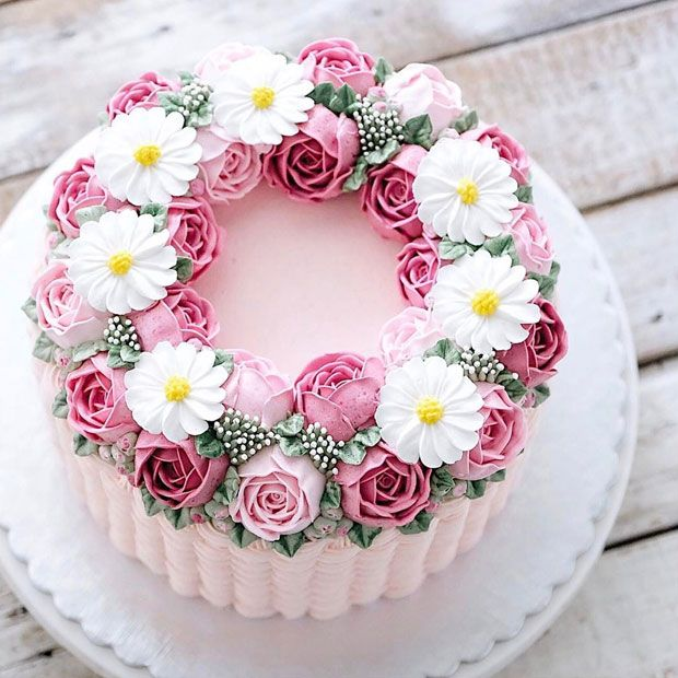 Are These The Most Beautiful Cakes In The World?  – Roses