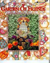 Garden of Friends (free online patterns & instructions)