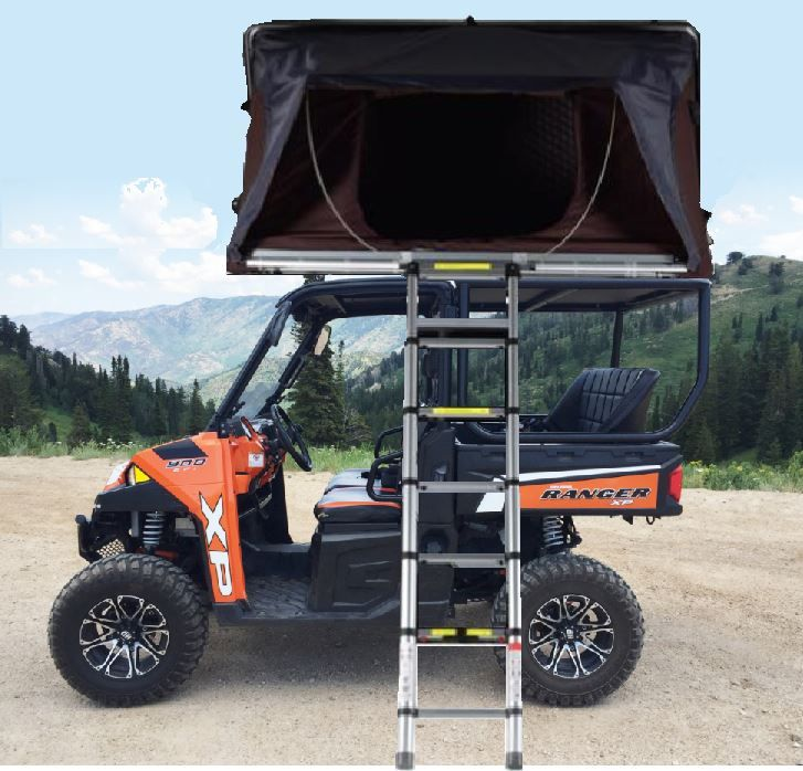 Cryptocage Now Carries Ikamper Roof Top Tents Which Provide Comfort For 2 S And