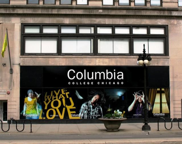 Columbia College Chicago: Check out this private arts and media college with its enviable location in Chicago's South Loop.