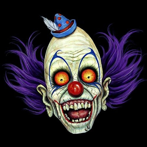 100 best images about clowns on Pinterest | Scary clowns ...