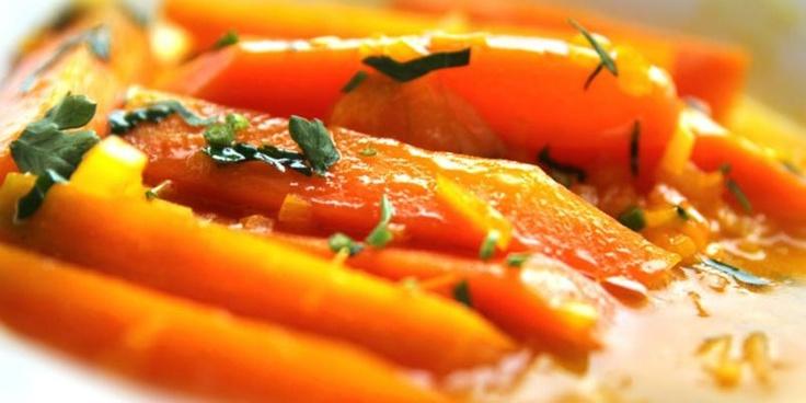 Gulrøtter med safran/carrots with safron http://www.klikk.no/mat/spise/article819427.ece