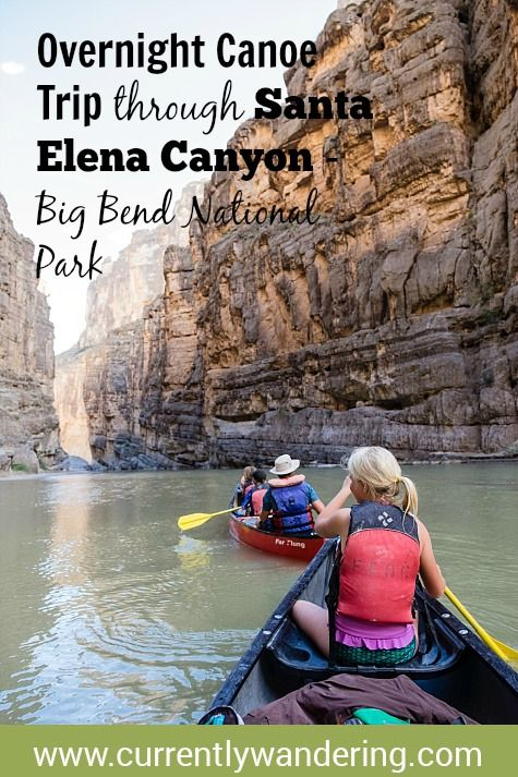 Looking for an amazing back country adventure? We loved our family canoe trip through Santa Elena Canyon in Big Bend National Park.