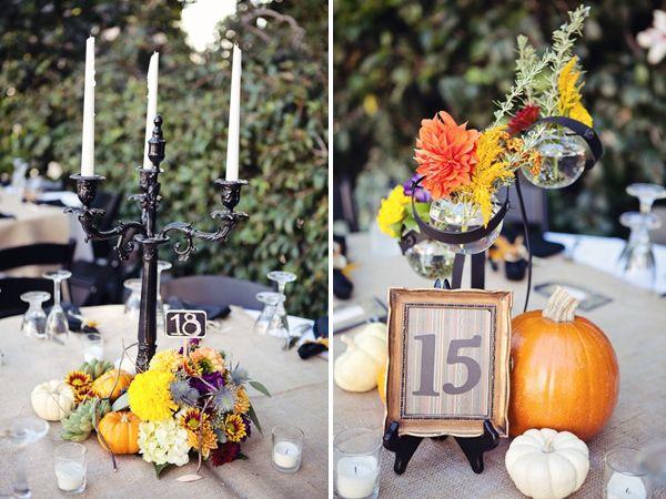 real wedding | halloween theme!