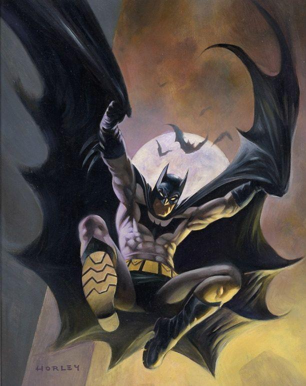 Batman by Alex Horley