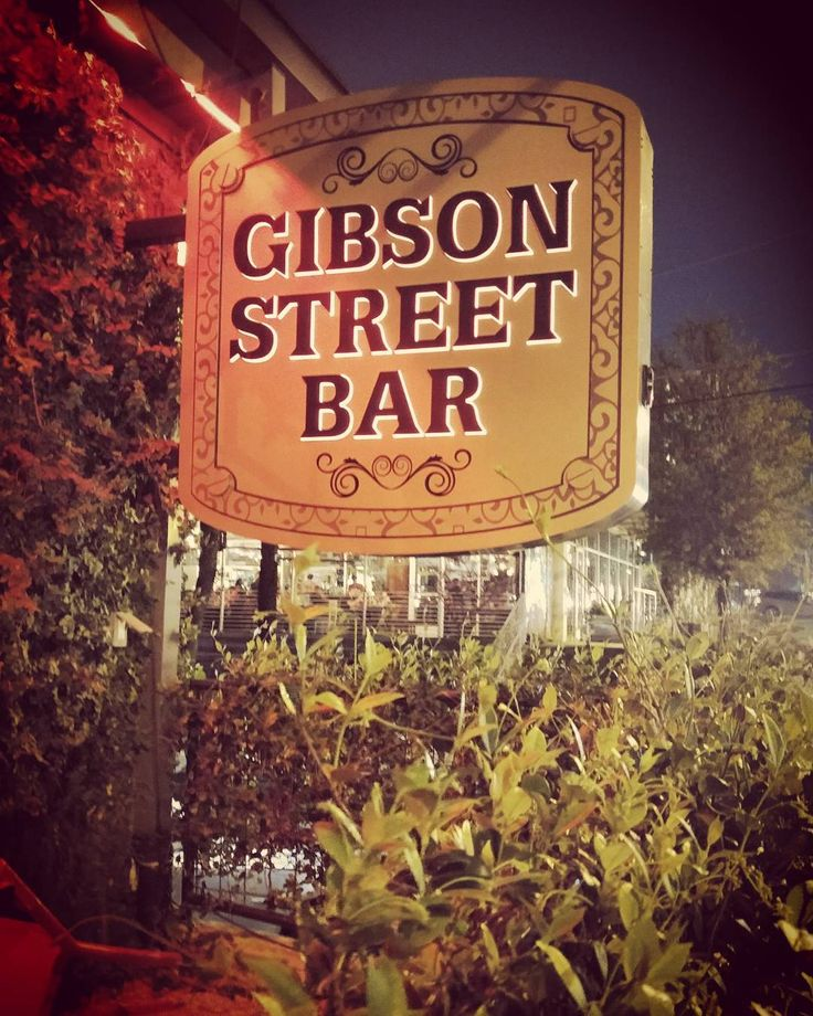 The famous #GibsonStreetBar on South Lamar in #austintx #sxsw #lgg4 #travel #Texas #austin #bar #sign by bjornthebear from Instagram