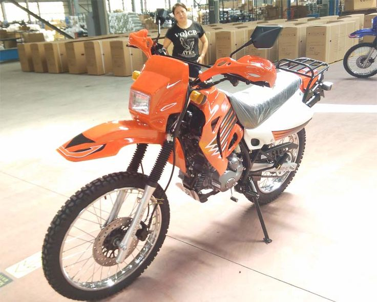 LANCER Enduro DB250cc 5Speed Dirt bike, Bike, Mini bike