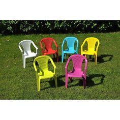 chaise plastique2