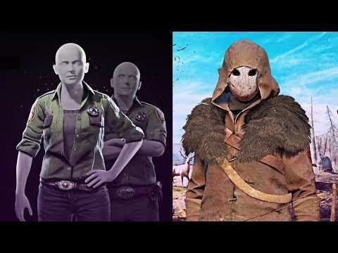 How The Deputy Rook Transformed Into The Judge In Far Cry New Dawn Youtube Crying Concept Art Characters Far Cry 5