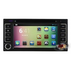 Sistem GPS TOYOTA Old RAV4 ,COROLLA , HILUX Land Cruiser, Prado, Camry cu Android 4.2
