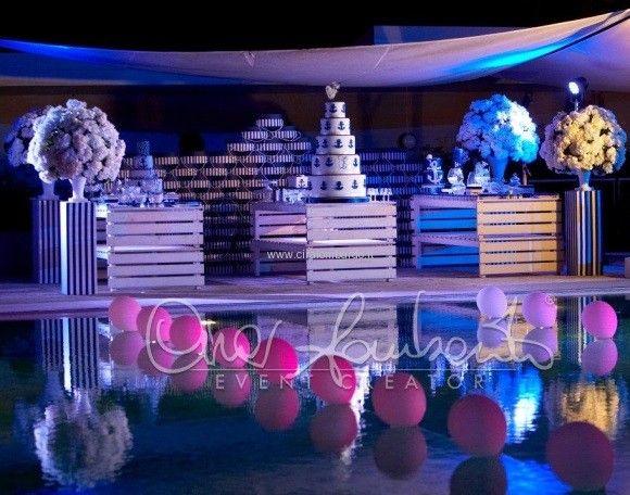 17 migliori idee su palloncini matrimonio su pinterest for Addobbi piscina per matrimonio