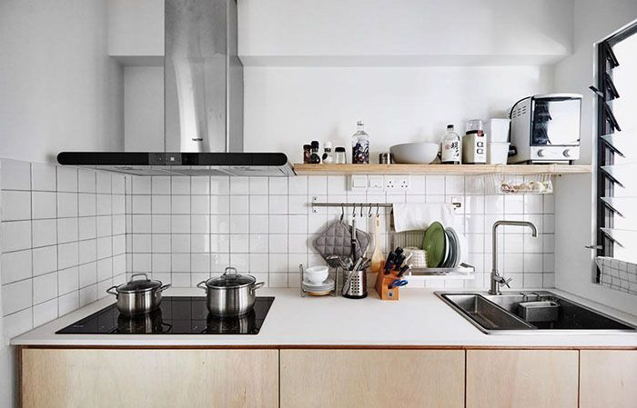 Simple Practical Kitchen Design