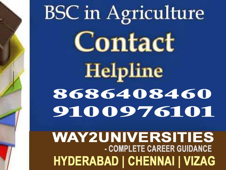 If you are looking for admission in agriculture Course (AgBsc) under Top Private/Govt.Colleges of AP/Telanagana Karnataka / Tamilnadu/ Maharashtra/ Delhi/NCR/MP You are Definitely at right Place. We will help you to secure admission in best available college in your Budget constraints.  We invite students and parents to contact us, 9492066112, 9100976105, 040-66443636.  F.No.103, Prashanti Ram Towers near Saradhi Studio Road,  Ameerpet, Hyderabad- 500016 Telangana, India.