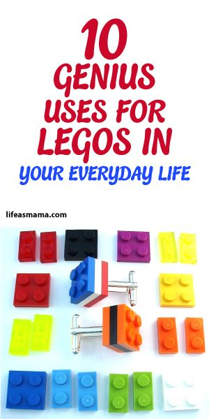 10 Genius Uses For Legos In Your Everyday Life