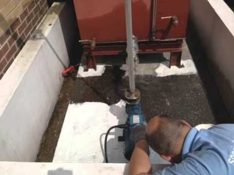 Working hard to provide a professional finish!   http://www.youtube.com/watch?v=tKLGN5RfCnY  http://www.specialist-coatings.co.uk/article.php/14/bund_lining