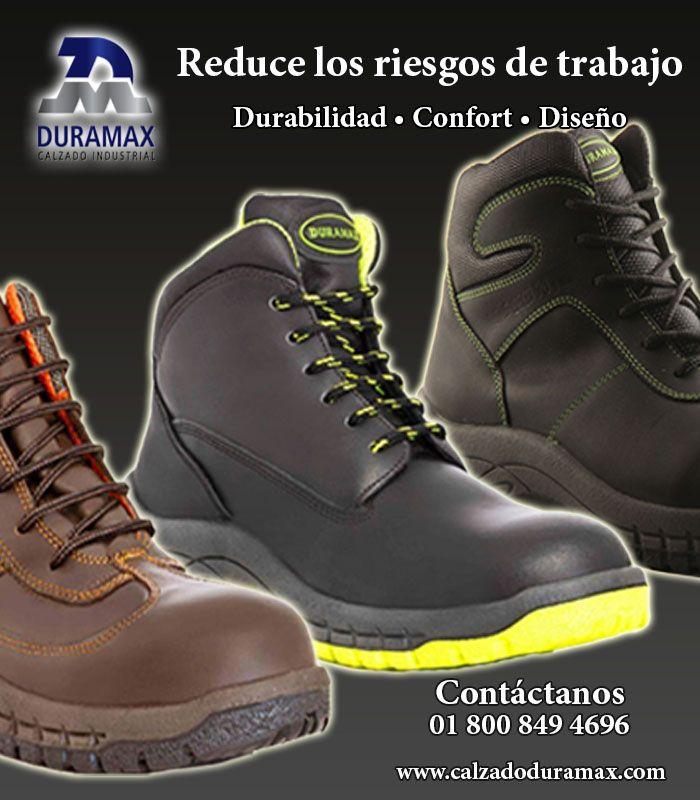 Calzado de Seguridad Industrial http://www.calzadoduramax.com/