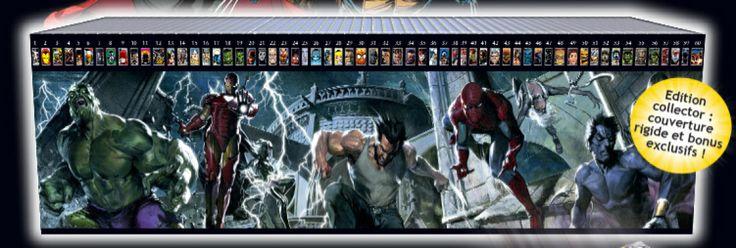 Hachette et la collection collector Marvel - Les Blogueuses Du Web - #lbdw