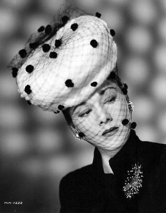 1940s:  Coach Dogs, Fashion, Hats 1940S, Vintage Hollywood, Veils,  Carriage Dogs, Maria Montez, Vintage Hats, Dalmatians